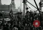 Image of American troops parade United Kingdom, 1918, second 11 stock footage video 65675029196