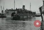 Image of American troops disembarking United Kingdom, 1918, second 3 stock footage video 65675029199
