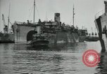 Image of American troops disembarking United Kingdom, 1918, second 4 stock footage video 65675029199