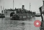 Image of American troops disembarking United Kingdom, 1918, second 6 stock footage video 65675029199