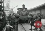 Image of dock United Kingdom, 1918, second 5 stock footage video 65675029200