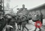 Image of dock United Kingdom, 1918, second 6 stock footage video 65675029200
