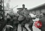 Image of dock United Kingdom, 1918, second 7 stock footage video 65675029200