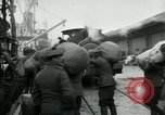 Image of dock United Kingdom, 1918, second 9 stock footage video 65675029200