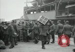 Image of American troops United Kingdom, 1918, second 3 stock footage video 65675029201