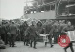 Image of American troops United Kingdom, 1918, second 7 stock footage video 65675029201
