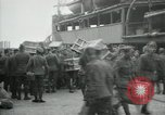 Image of American troops United Kingdom, 1918, second 8 stock footage video 65675029201