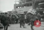 Image of American troops United Kingdom, 1918, second 10 stock footage video 65675029201
