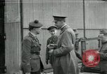 Image of American Army personnel United Kingdom, 1918, second 1 stock footage video 65675029202