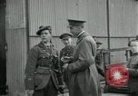 Image of American Army personnel United Kingdom, 1918, second 2 stock footage video 65675029202