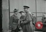 Image of American Army personnel United Kingdom, 1918, second 3 stock footage video 65675029202