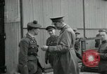 Image of American Army personnel United Kingdom, 1918, second 4 stock footage video 65675029202