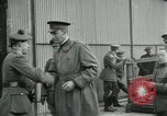 Image of American Army personnel United Kingdom, 1918, second 6 stock footage video 65675029202