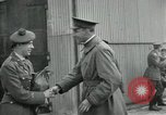 Image of American Army personnel United Kingdom, 1918, second 9 stock footage video 65675029202