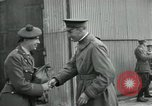 Image of American Army personnel United Kingdom, 1918, second 10 stock footage video 65675029202