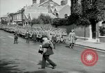 Image of American troops United Kingdom, 1918, second 8 stock footage video 65675029204
