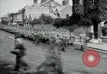 Image of American troops United Kingdom, 1918, second 9 stock footage video 65675029204