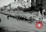 Image of American troops United Kingdom, 1918, second 10 stock footage video 65675029204