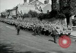 Image of American troops United Kingdom, 1918, second 12 stock footage video 65675029204