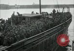 Image of U.S. 111th Infantry Calais France, 1918, second 3 stock footage video 65675029205