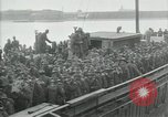 Image of U.S. 111th Infantry Calais France, 1918, second 8 stock footage video 65675029205