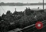 Image of U.S. 111th Infantry Calais France, 1918, second 10 stock footage video 65675029205