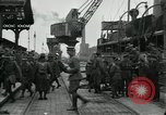 Image of American 111th Infantry  Calais France, 1918, second 3 stock footage video 65675029206