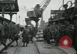 Image of American 111th Infantry  Calais France, 1918, second 4 stock footage video 65675029206