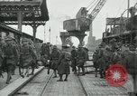 Image of American 111th Infantry  Calais France, 1918, second 7 stock footage video 65675029206