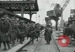 Image of American 111th Infantry  Calais France, 1918, second 11 stock footage video 65675029206