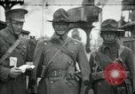 Image of American 112th Infantry Regiment Calais France, 1918, second 1 stock footage video 65675029207