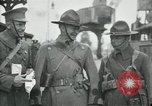 Image of American 112th Infantry Regiment Calais France, 1918, second 7 stock footage video 65675029207