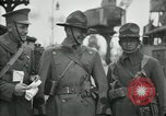 Image of American 112th Infantry Regiment Calais France, 1918, second 8 stock footage video 65675029207