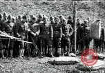 Image of British soldiers France, 1918, second 1 stock footage video 65675029208