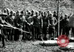 Image of British soldiers France, 1918, second 5 stock footage video 65675029208