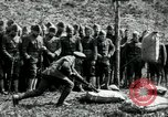 Image of British soldiers France, 1918, second 6 stock footage video 65675029208