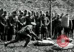 Image of British soldiers France, 1918, second 7 stock footage video 65675029208