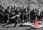 Image of British soldiers France, 1918, second 8 stock footage video 65675029208