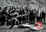 Image of British soldiers France, 1918, second 12 stock footage video 65675029208