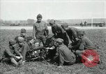 Image of US Army Machine gun training France, 1918, second 1 stock footage video 65675029210