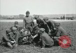 Image of US Army Machine gun training France, 1918, second 2 stock footage video 65675029210