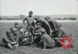 Image of US Army Machine gun training France, 1918, second 11 stock footage video 65675029210