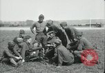 Image of US Army Machine gun training France, 1918, second 12 stock footage video 65675029210