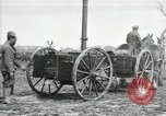 Image of Horse-drawn mobile field kitchen France, 1918, second 1 stock footage video 65675029211