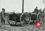Image of Horse-drawn mobile field kitchen France, 1918, second 3 stock footage video 65675029211
