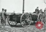 Image of Horse-drawn mobile field kitchen France, 1918, second 5 stock footage video 65675029211