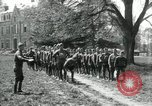 Image of American 302nd Field Signal Battalion France, 1918, second 2 stock footage video 65675029212