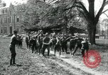 Image of American 302nd Field Signal Battalion France, 1918, second 8 stock footage video 65675029212