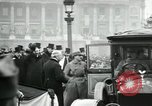 Image of Raymond Poincaré Paris France, 1919, second 2 stock footage video 65675029216