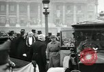 Image of Raymond Poincaré Paris France, 1919, second 3 stock footage video 65675029216
